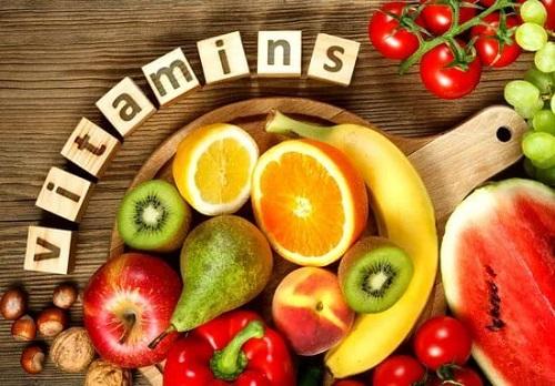 Необходимые для организма витамины