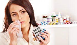 Эффективность таблеток при лечении насморка