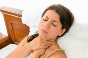 Лечение горла в домашних условиях